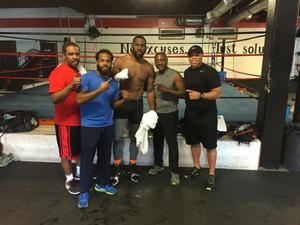 Bryant Jennings Camp Notes And Pics