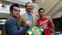 Torres And Ganoy Battle For USNBC Title Saturday