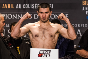 Beterbiev Faces Barrea In Title Eliminator