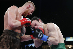 Fonfara Forces Chavez Jr To Quit In Carson