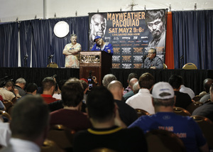 Roach And Mayweather Snr Confident Of Victory
