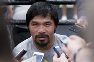 Video: Bradley Vs Pacquiao Preview lll