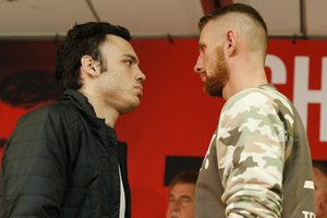 Chavez Jr And Fonfara Head To Head
