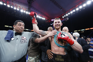 Fonfara In Great Shape For Smith Jr battle