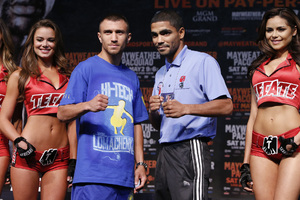 Undercard Fighters Aim To Impress On Vegas Undercard