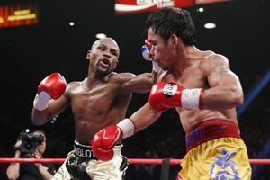 Mayweather Jr Adamant Berto Is His Last Fight