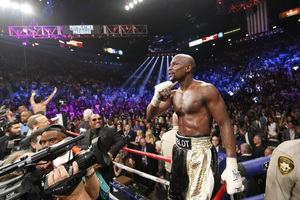 Its Official, Mayweather Jr To Face  Berto On Sept 12