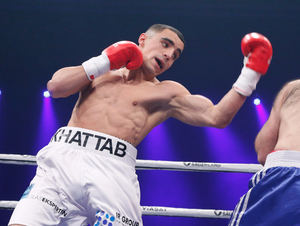 Khattab Aims To Tame Cordero