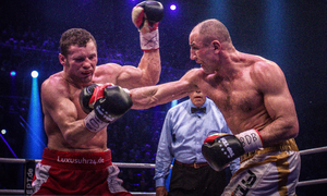 Abraham Vows To Put Feud With Stiegliz To Rest