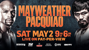 Mayweather Approaching Pacquiao Fight In Relaxed Mood