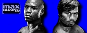Mayweather and Pacquiao play point, counter point
