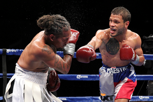 Ojeda Defeats Meza-Clay  On Friday Night Fights