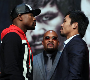 Mayweather Jr/Pacquiao Final Quotes