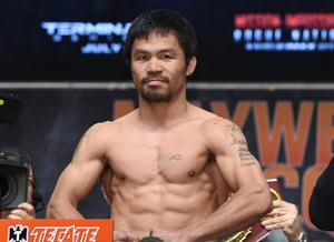 Pacquiao Ready To Rumble Down Under