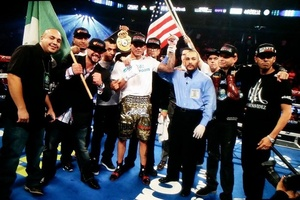 Benavidez Jr Retains WBA Interim Title