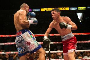 Martinez Outworks Salido/Gonzalez Stops Quintero