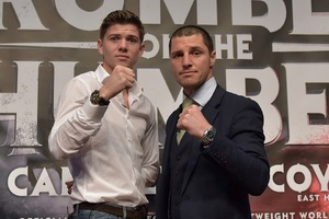Coyle Aims To Make  Campbell  Pay The Price  For Underestimating Him