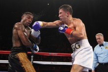 Golovkin Prepares To Slim Down In the Hope Of Facing Mayweather Jr