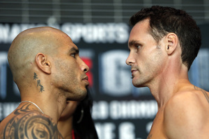 Weigh In Video: Cotto Vs Geale