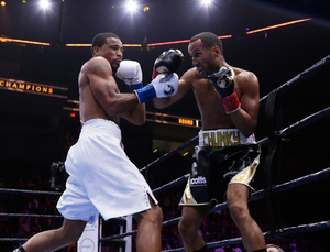 DeGale Captures Title in Golden Performance