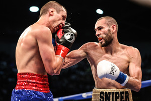 Pedraza Dreams Of Making Title Defence In Puerto Rico