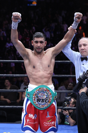 Video: Khan Talks About Garcia And Mayweather Jr