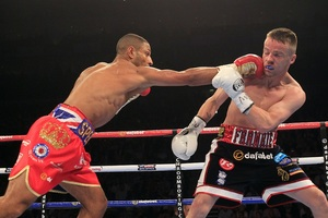 Brook Brutally Takes Out Gavin To Retain IBF Crown