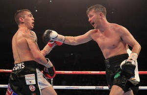 Ryan,Cardle And Blackwell Claim title On London Undercard