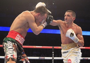 Selby Crowned IBF Champion in London