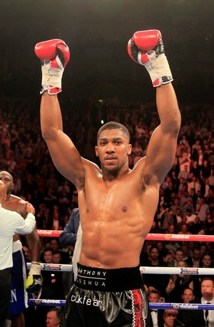 Joshua Faces Cornesh For Vacant Commonwealth Crown
