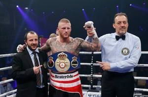 Danish Prospects Return On Nordic Fight Night