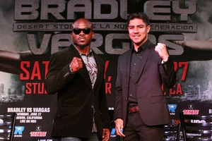Bradley All Fired Up To Face Vargas,Call Out Erik Morales