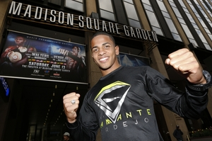 Verdejo Plans To Make Puerto Rican Fans Proud