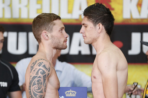 Frampton Retains IBF Crown With Points Win In El Paso