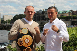 Braehmer Defends Title Against Training Partner