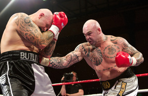 Browne Stops Long In 9