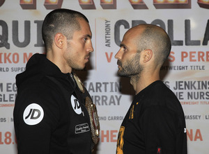 Quigg Believes Martinez Is Not Ready For Him