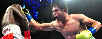 Herrera defeats Lundy by technical decision
