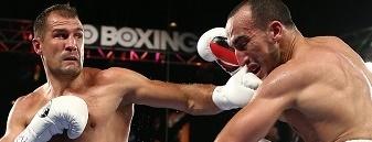 Kovalev demolishes Mohammedi in three rounds