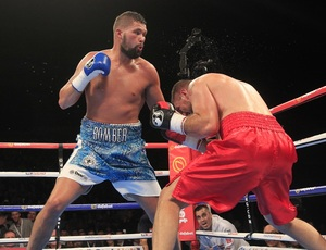 Bellew Defeats Bacurin