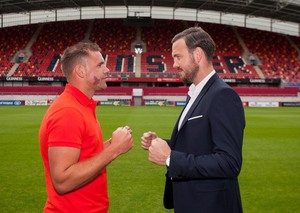 Andy Lee/Billy Joe Saunders Media Workout Quotes