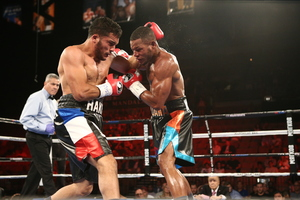 Barrera Wants Pascal Next