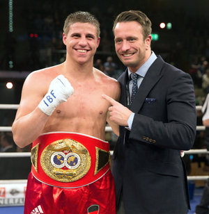 Zeuge Signs Contract Extension With Team Sauerland