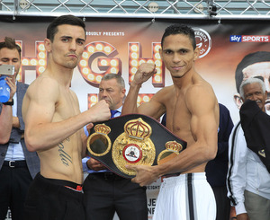 Perez And Crolla Make Weight