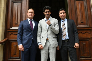 Singh Turns Professional With Queensbury Boxing