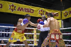 Singyu Claims Vacant WBO Title