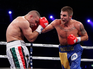 Skoglund Brings Big Time Boxing To Nykoping