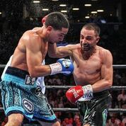 Garcia And Jacobs Are Winners By TKO In Brooklyn