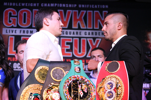 Golovkin Vs Lemieux Final Presser Quotes