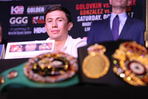 Golovkin And Wade Prepared For  Battle